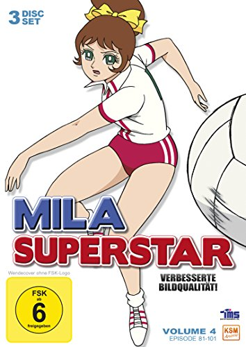 Mila Superstar - Volume 4 [3 DVDs]