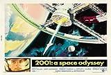 Poster '2001: Odyssee im Weltraum', Größe: 102 x 69 cm