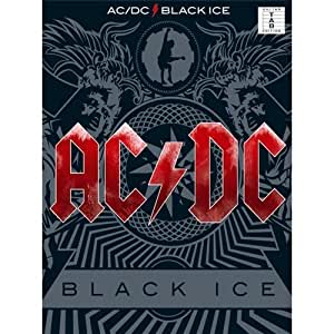 AC/DC: Black Ice (TAB). Partitions pour Guitare, Tablature Guitare