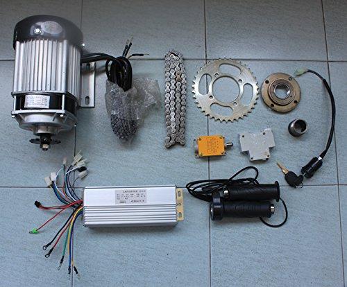 L-faster 48V 750w bürstenlosen Motor Elektro-Dreirad reic...