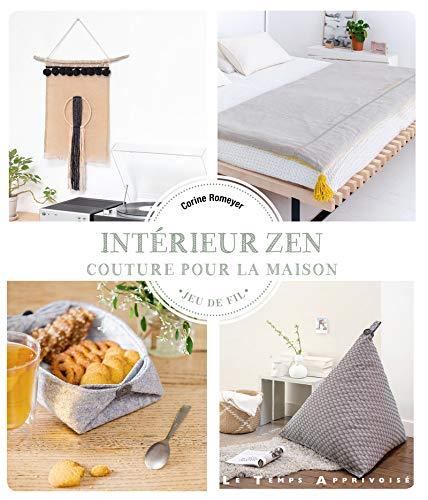Intérieur zen - Couture pour la maison par Corine Romeyer