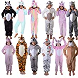 Dannii Matthews Limited Edition Womens and Kids Onesies, Luxury Soft All in One Jumpsuits from Kids Age 3/4 up to Womens Size 20