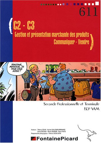 Vente Action Marchande C2-C3 BEP 2e Professionnelle et Tle