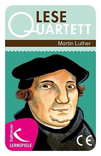 Lesequartett Martin Luther par Meike Neubacher