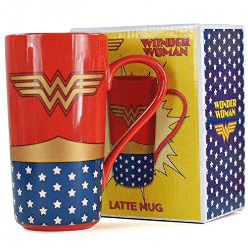 Wonder Woman Taza Desayuno, Cerámica