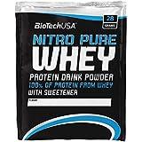 Biotech USA 10004050410 Nitro Pure Whey Protéine Saveur Crème de Noisette