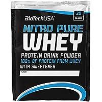 Biotech USA 10004050310 Nitro Pure Whey Protéine Saveur Fraise