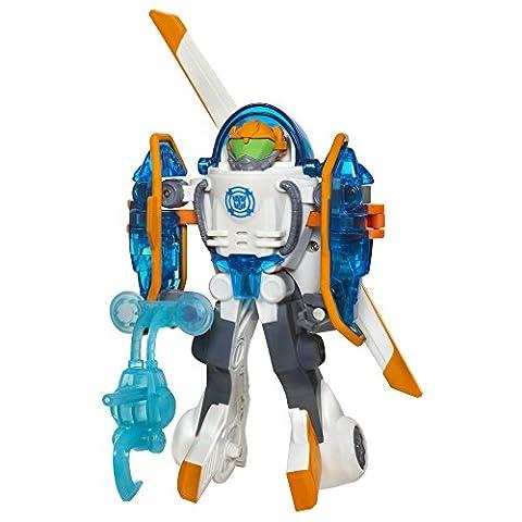 Transformers Rescue Bots - Playskool Heroes Transformers Rescue Bots Blades The