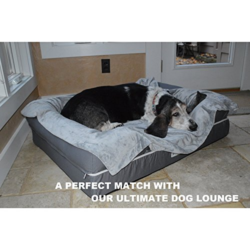PetFusion Premium Medium Hundedecke 100% weicher Polyester - 6