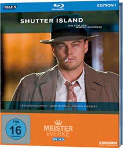 Bild von Shutter Island - Meisterwerke in HD Edition 1/Teil 3 [Blu-ray]