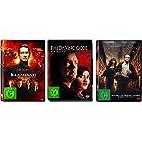 3 DVDs - Dan Brown Set: Illuminati + The Da Vinci Code - Sakrileg + Inferno im Set - Deutsche Originalware