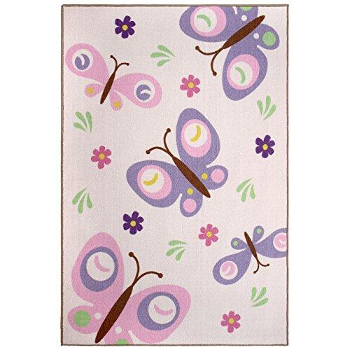 infantastic-tappeto-per-bambini-tappeto-cameretta-con-farfalle-dimensione-a-scelta-120-x-170-cm