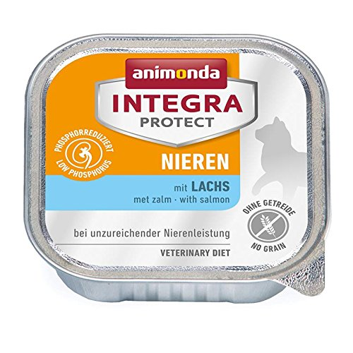 Animonda Integra Protect Niere mit Lachs | 16x 100g