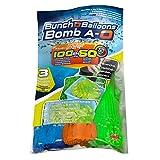 Bunch O Balloon 100 Bombe d'acqua in 60secondi–Chiusura automatica senza nodi