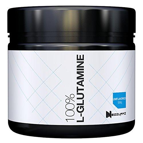 Neosupps L-Glutamin, 1er Pack (1 x 500 g)