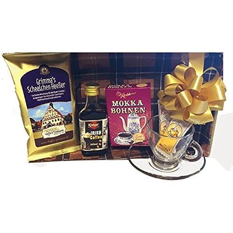 'Set regalo caffè espresso–pausa