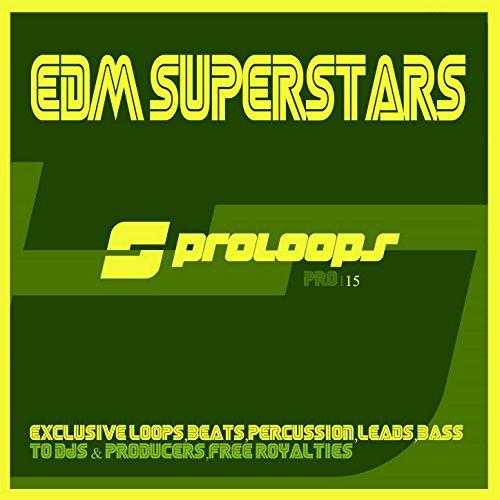 EDM Superstars Tabs 128 (Tool 16)