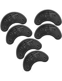 MagiDeal 5 Pares Suela de Calzado de Protección Grifos Antideslizante Reparación de Cuidado de Zapato U8fSFR