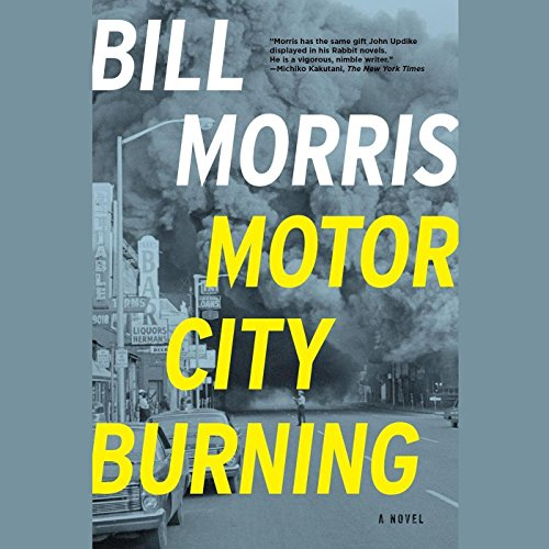 Motor City Burning  Audiolibri