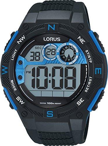 Lorus Watches–Reloj de Pulsera Hombre r2317lx9