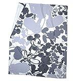 Smoothy Mickey Mouse – Polarfleece-Decke mit Vintage Disney Motiven – trendige Kuscheldecke – 140x190cm  – 940 medium grey mel. – von 'zoeppritz since 1828'