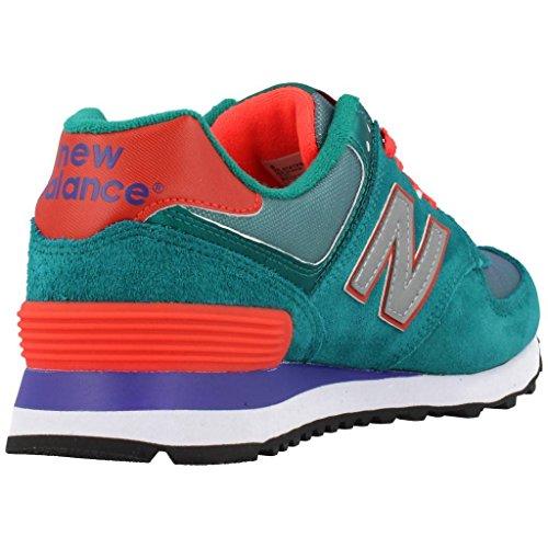Damen Laufschuhe, farbe Gr�n , marke NEW BALANCE, modell Damen Laufschuhe NEW BALANCE WL574 Gr�n Gr�n