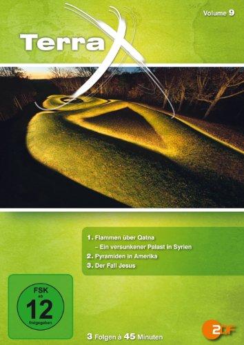 Terra X - Volume 9: Flammen über Qatna / Pyramiden in Amerika / Der Fall Jesus