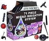 #1: Pinolex Drip Irrigation Gardener's Drip Kit for 50 Pots