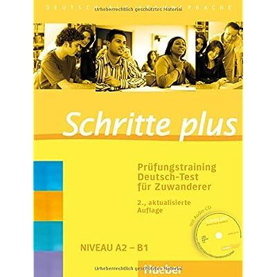 Pdf Prüfungstraining Schritte Plus Schritte Plus Deutsch Als