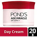 Pond's SPF 18 PA++ Age Miracle Wrinkle Corrector Day Cream, 20g
