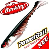 'Berkley Power Bait Ripple Shad 5Caoutchouc poisson 13cm Smelt Set de 3pièces neuf 2016