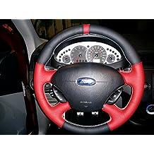RedlineGoods Ford Focus Mk1 1998-07 Lenkradbedeckung