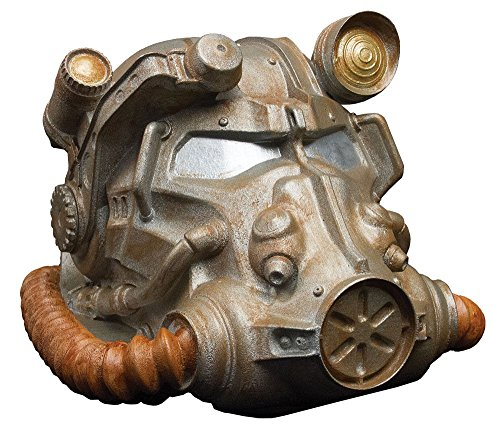 USAopoly Fallout: Power Armor Helmet Collector's Coin Bank by USAopoly