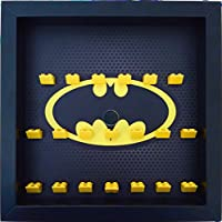 Frame Punk LEGO Batman Movie Minifigures Series 1&2 Display Frame (Classic in Black Frame)