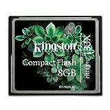Kingston Technology 133x 8GB Elite Pro CompactFlash Card