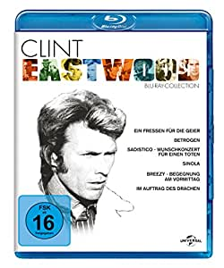 Clint Eastwood Collection [Blu-ray]
