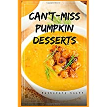 Can't-Miss  Pumpkin Desserts