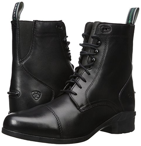 Ariat Heritage IV Womens Lace Paddock Boots Noir