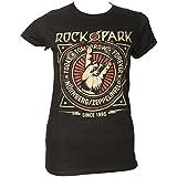 Rock im Park Cross Crest - Girlie - Shirt Größe M