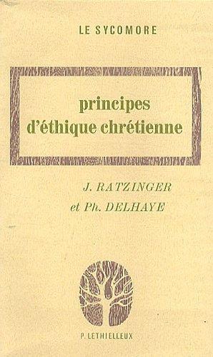 Principes d'éthique chrétienne