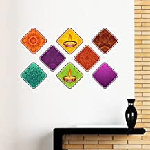 Flat 80% Off On Asian Paints Wall Sticker With Latest Design low price image 3