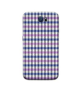 Kratos Matte Finishing Back Cover For Samsung Galaxy S6 (Elite)
