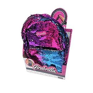 51ICcL4pI7L. SS300 Girabrilla- Nice 02525-Girabrilla Zainetto Backpack Galaxy Assortiti, Colore, 8068020688266
