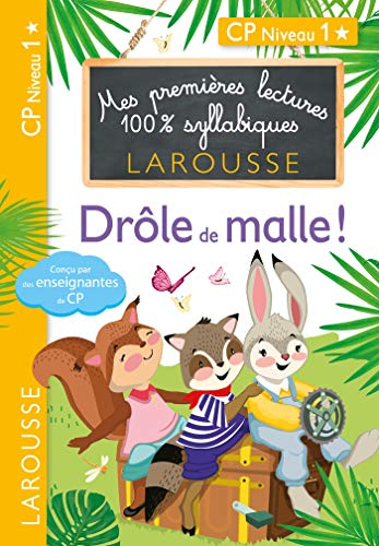 Premières lectures Larousse 100 % syllabiques