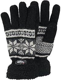723b282304ab3c Inter Handschuhe Fingerlose Fäustlinge Strickhandschuhe Weiche ...