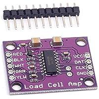 ARCELI CJMCU-711 HX711 Sensor de pesaje electrónico de celda de Carga Chip de convertidor