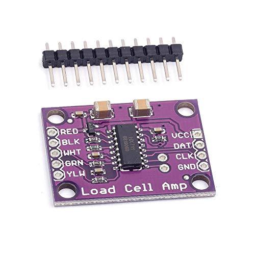 Descripción:Amplificador programable de bajo ruido en chip, con ganancias seleccionables de 64 y 128.El circuito regulador de voltaje en el chip puede suministrar directamente energía al sensor externo y al convertidor A / D en el chip.El oscilador d...