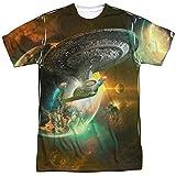 Star Trek  Herren T-Shirt Gr. xl, Weiß - Weiß