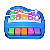 Xylophone Red Musical Toy For Kids (BLUE)