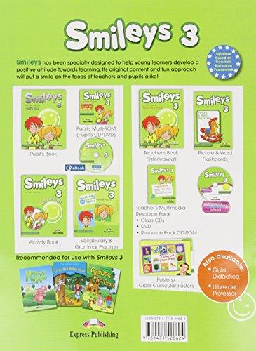 Smileys 3 Pupil's Pack